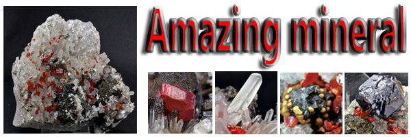 Minerals from Peru for sale in Amazing mineral
